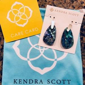 Kendra Scott Mary Drop Earrings